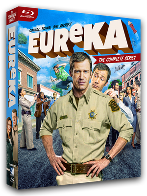 Eureka - The Complete Series