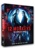 12 Monkeys - The Complete Series