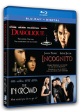 Incognito / Diabolique / The In Crowd - BD + Digital