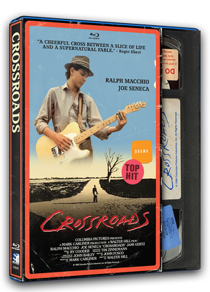 Crossroads - Retro VHS Blu-ray