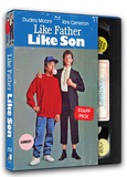 Like Father, Like Son - Retro VHS Blu-ray