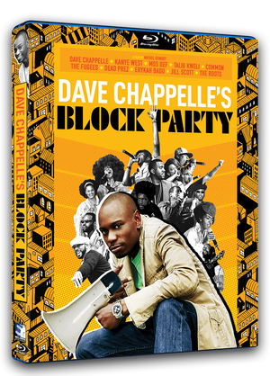 Dave Chappelle's Block Party – Blu-ray