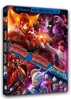 Ultra Galaxy Mega Monster Battle - Series + Movie - BD