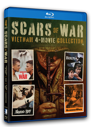 Scars of War - 4 Vietnam Stories - BD