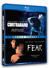 Contraband & Fear – Double Feature – Blu-ray