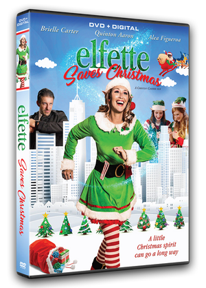 Elfette Saves Christmas
