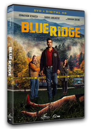 Blue Ridge - DVD + Digital