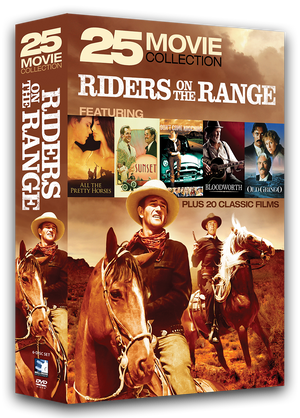 Riders on the Range