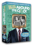 Watch Around the Clock - 24 Hours of TV