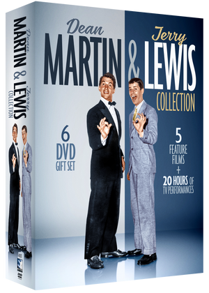 Martin and Lewis Gift Set