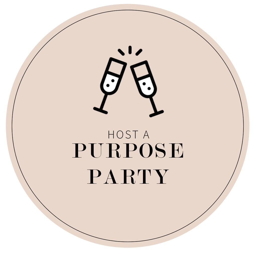 Host a Purpose Party