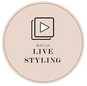 Watch Live Styling on our Facebook Live Sales