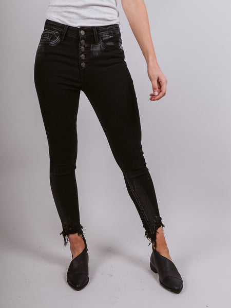 Take Control Crop Skinny High Rise