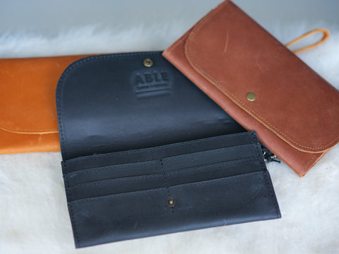 Whiskey Mare Phone Wallet