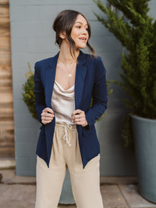 Upright Citizen Navy Blazer
