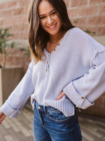 Baby Blues Sweater