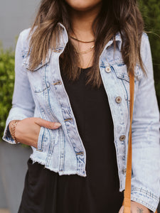 Lambert Denim Jacket