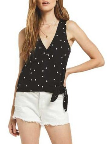 Black Muse Dottie Tank