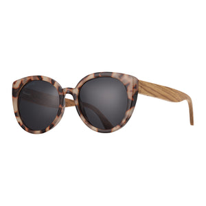 Honey Tortoise Coloma Glasses