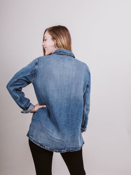 Llysa Jacket With Patch Pockets