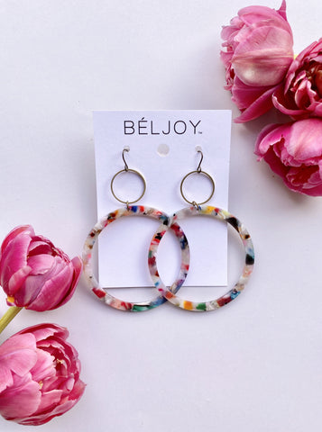 Multi Eliza Earrings