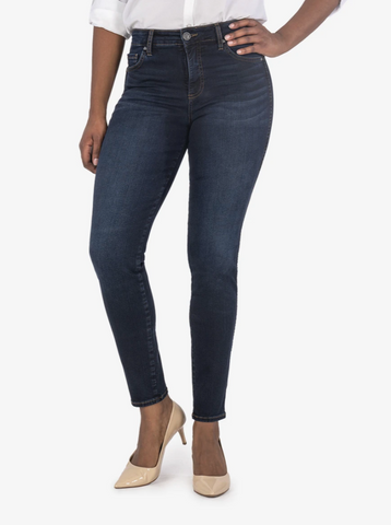 Diana High Rise Fab Ab Skinny Jeans