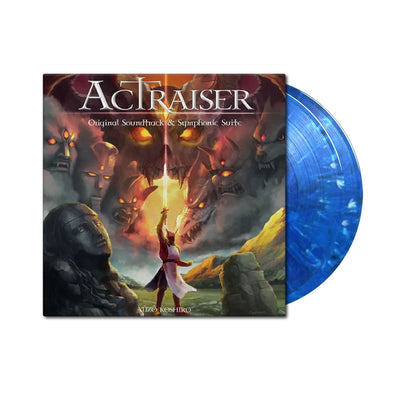 ActRaiser Original Soundtrack & Symphonic Suite - HighscoreRecords.net