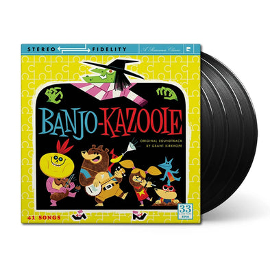 Banjo-Kazooie Original Soundtrack - HighscoreRecords.net