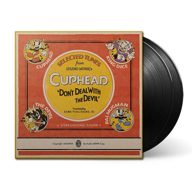 Cuphead Original Soundtrack - HighscoreRecords.net