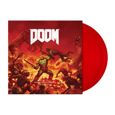 DOOM (Original Game Soundtrack) - HighscoreRecords.net