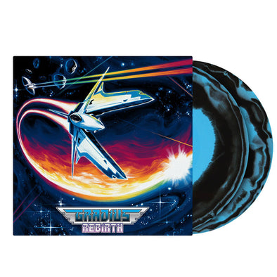 Gradius ReBirth (Original Video Game Soundtrack) - HighscoreRecords.net