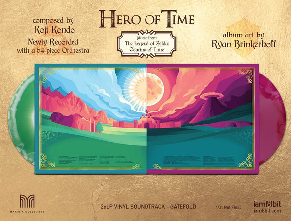 Hero of Time (Music from The Legend of Zelda: Ocarina of Time) - HighscoreRecords.net