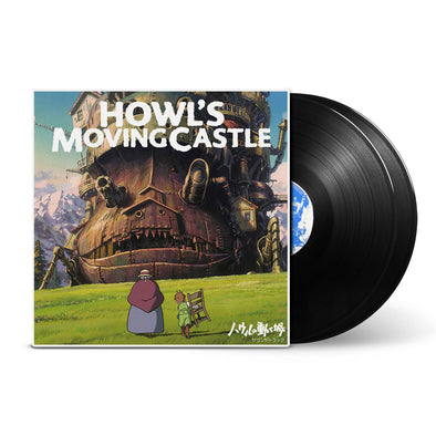 Howl's Moving Castle (Le Château Ambulant) Original Soundtrack - HighscoreRecords.net
