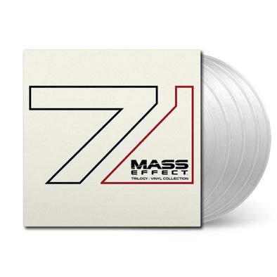 Mass Effect Trilogy : Vinyl Collection 4LP Boxset - HighscoreRecords.net