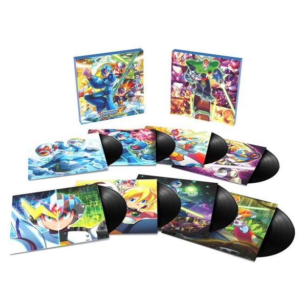 Mega Man X 1-8: The Collection - HighscoreRecords.net