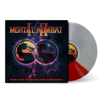 MORTAL KOMBAT I & II (Original Soundtrack) - HighscoreRecords.net