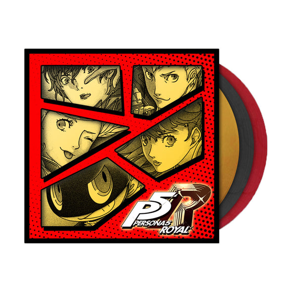 Persona 5 Royal (Original Soundtrack) - HighscoreRecords.net