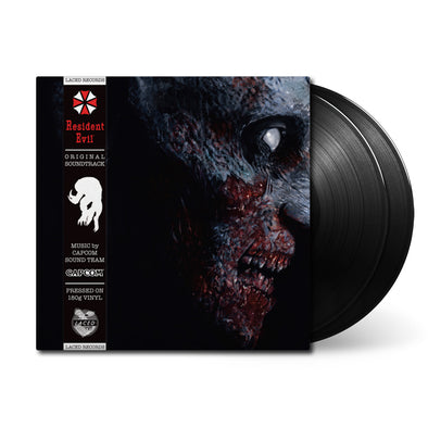 Resident Evil (Original Soundtrack) - HighscoreRecords.net
