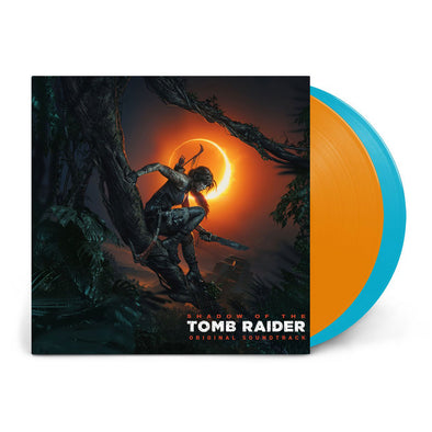 Shadow Of The Tomb Raider (Deluxe Double Vinyl) highscorerecords.net