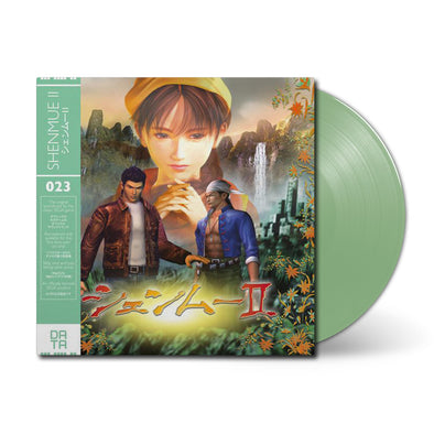 Shenmue II (Original Soundtrack) - HighscoreRecords.net