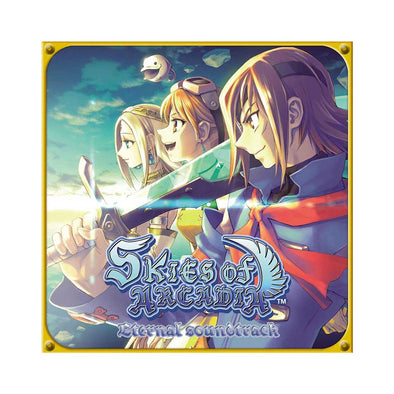 Skies of Arcadia Eternal Soundtrack - HighscoreRecords.net