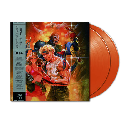 Streets of Rage 3 - Original Game Soundtrack - HighscoreRecords.net