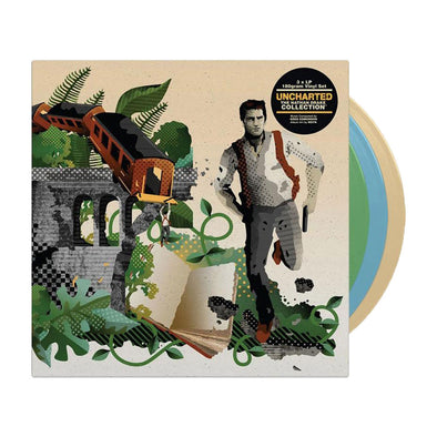 Uncharted: The Nathan Drake Collection Vinyl Soundtrack highscorerecords.net