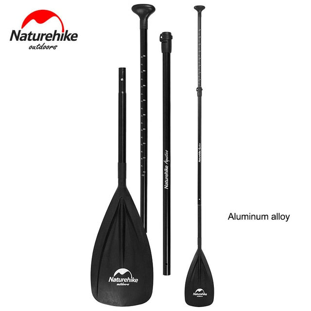 Naturehike 3-Piece Adjustable Carbon Fibre SUP Paddle
