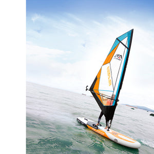 AQUA MARINA BLADE inflatable sup board with sail