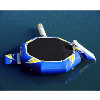 High quality trampoline water park