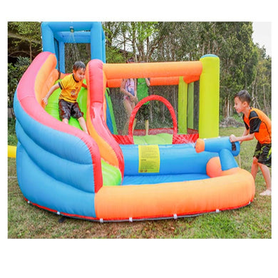 Multifunction water slide Bouncer Castle with free blower