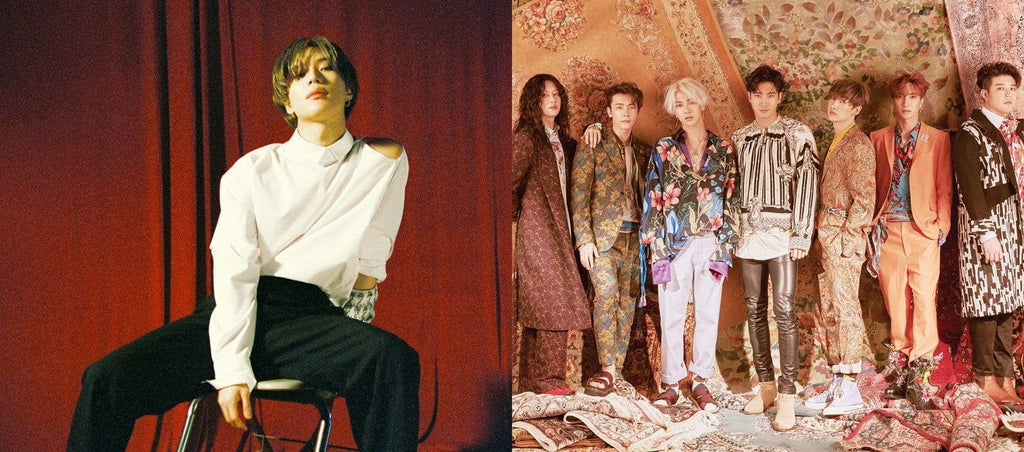 Super Junior & SHINee's Taemin to perform at the '17th Korea Times Music Festival'