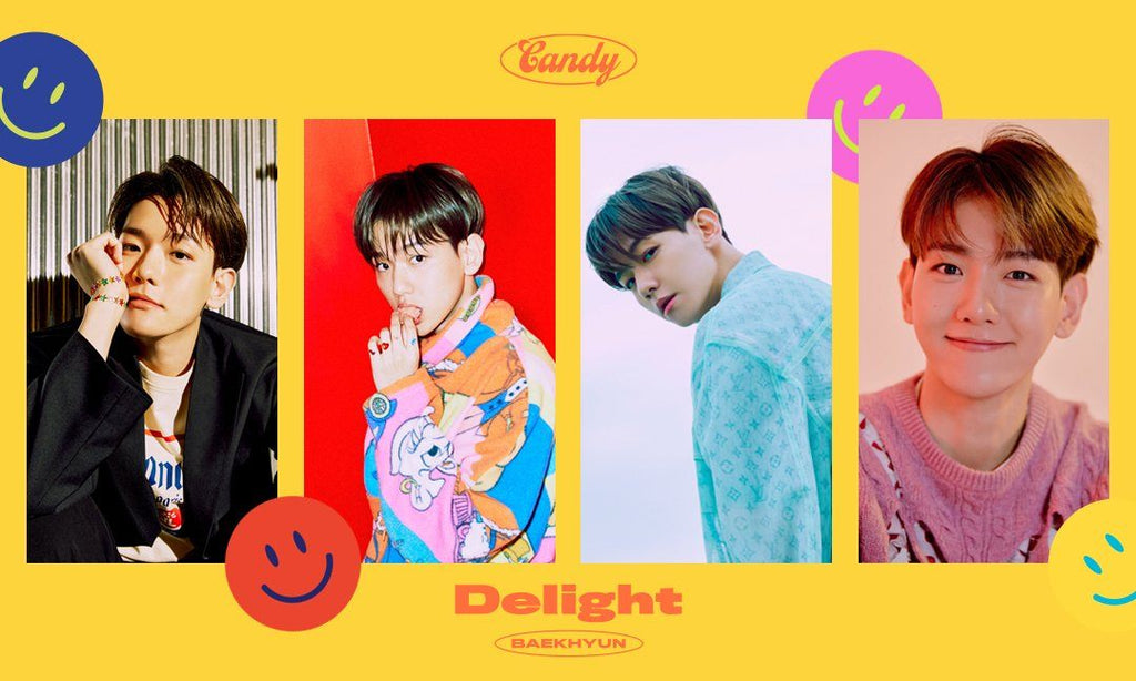 BAEKHYUN's Delight - The Sweet Sounds of Candy | SM Global Shop