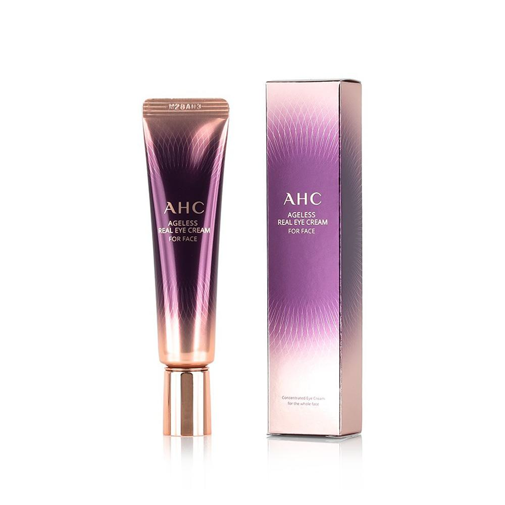 Pre-Order - AHC AGELESS REAL EYE CREAM for FACE 30ml SMThing SMThing